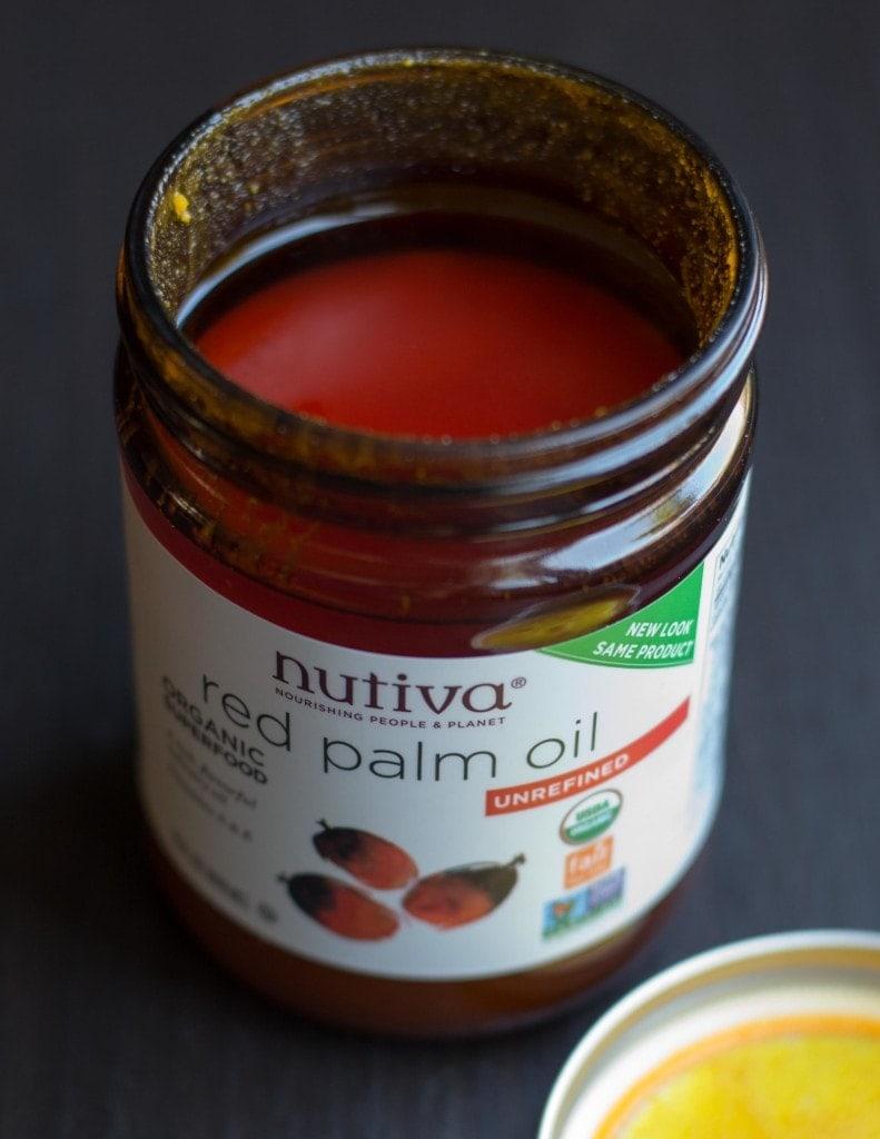 nutiva palm dende oil
