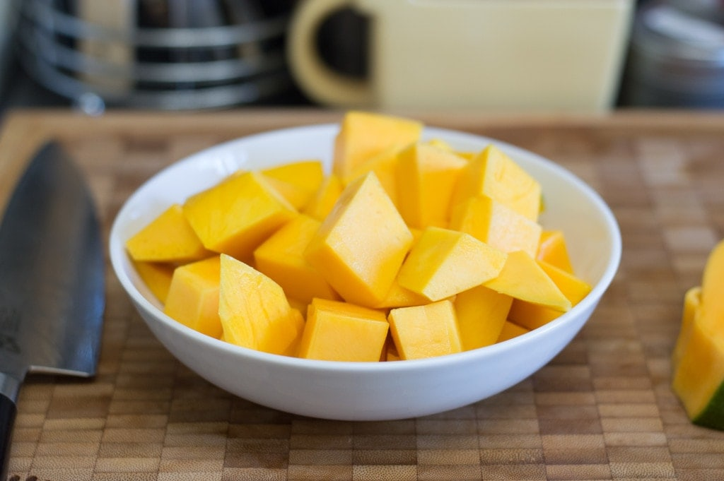 Image result for cutting a mango