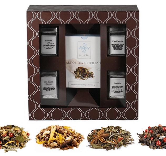 Art of Tea Holiday Gift Box