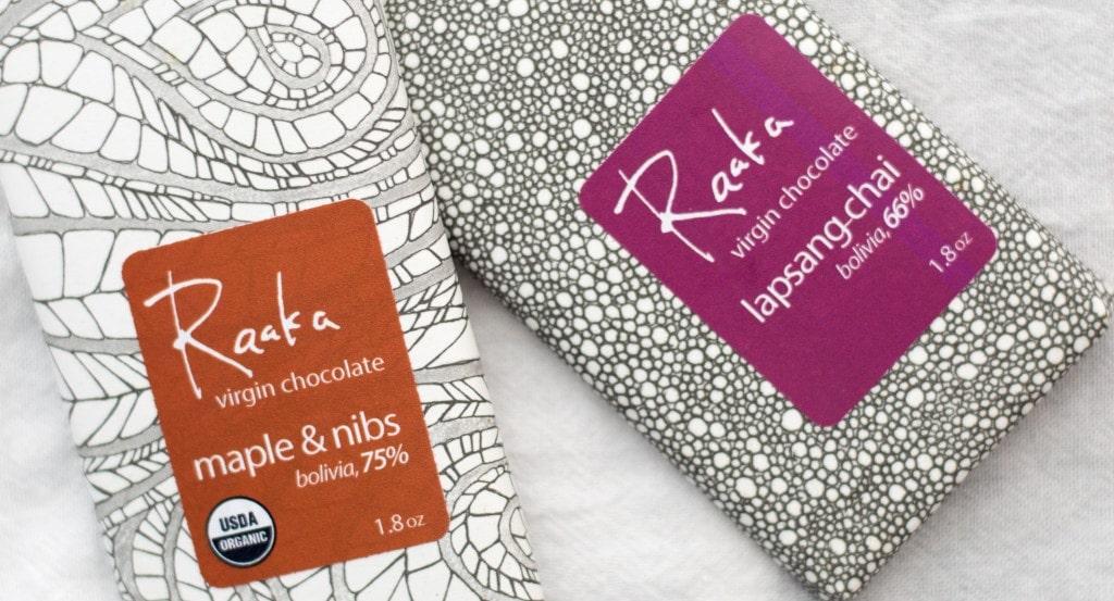 Raaka Chocolate Bars
