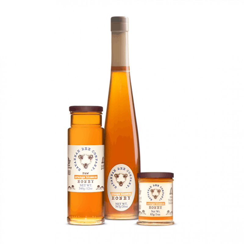 Savanna Bee Company Orange Blossom Honey