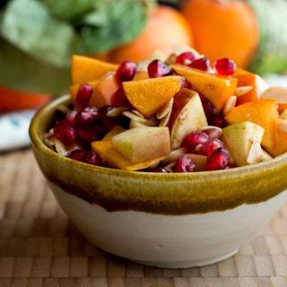 Thanksgiving Fruit Salad