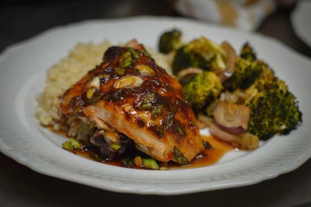 plum-chili-chicken-plated