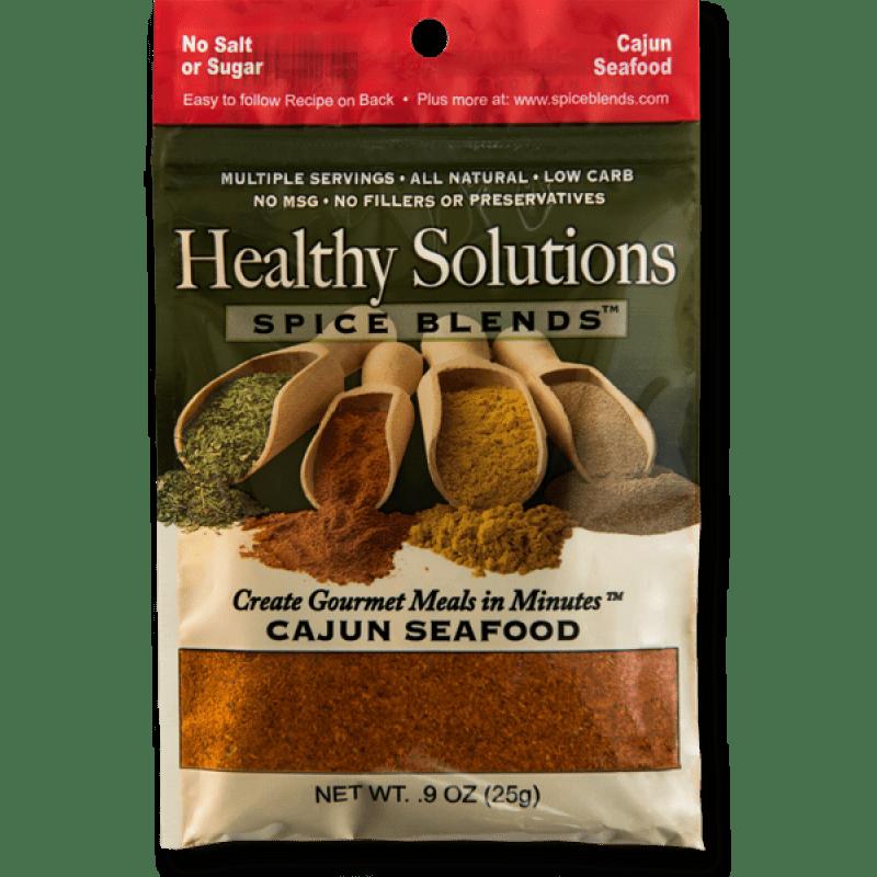 healthy solutions cajun-seafood