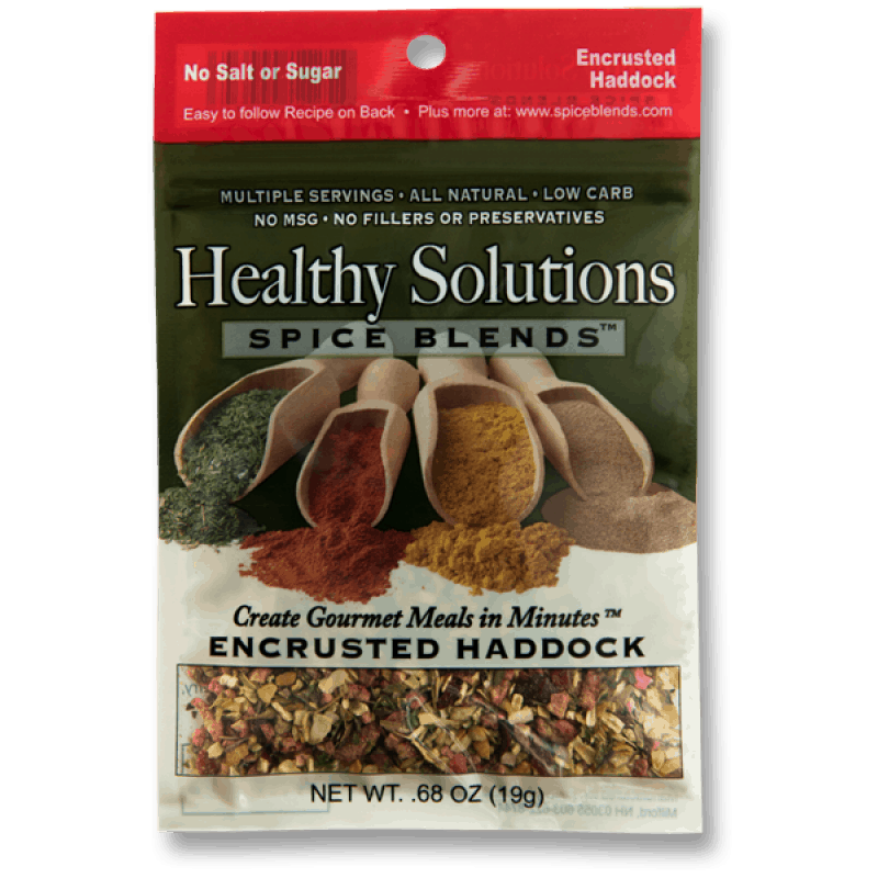 healthy solutions encrusted-haddock