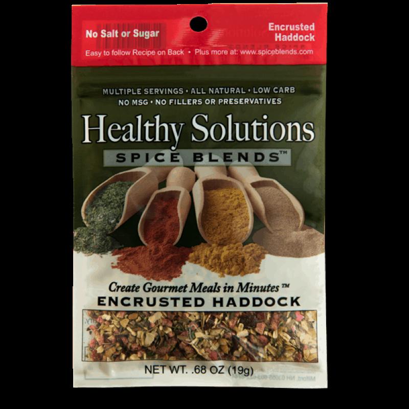 healthy solutions encrusted-haddock