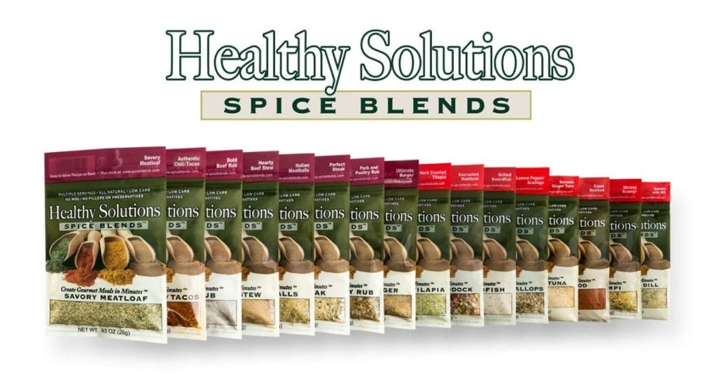 healthy solutions full line blends