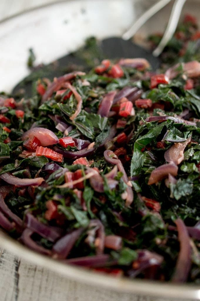 skillet-kale-and-chard-stems