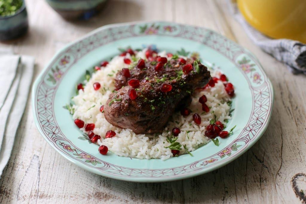 walnut-pomegranate-chicken