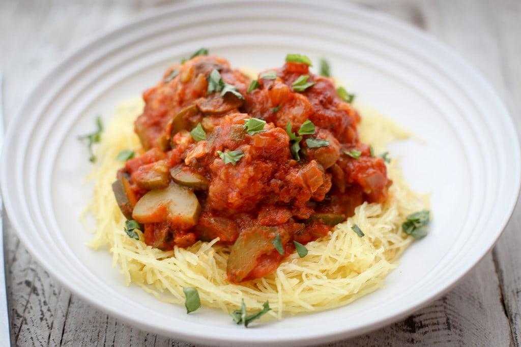 instant-pot-turkey-meatballs-in-tomato-sauce