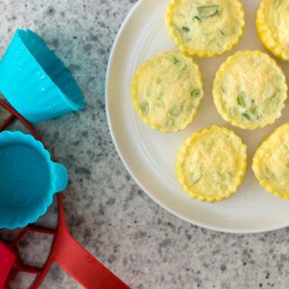 Instant Pot Egg Muffins
